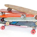 Vintage Skateboards are Highly Prized by Collectors